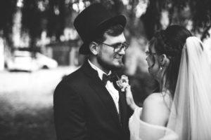 Brautpaarshooting Hochzeitsfoto