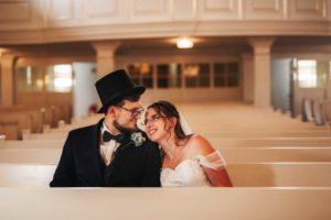 Fotoshooting Hochzeit Brautpaar